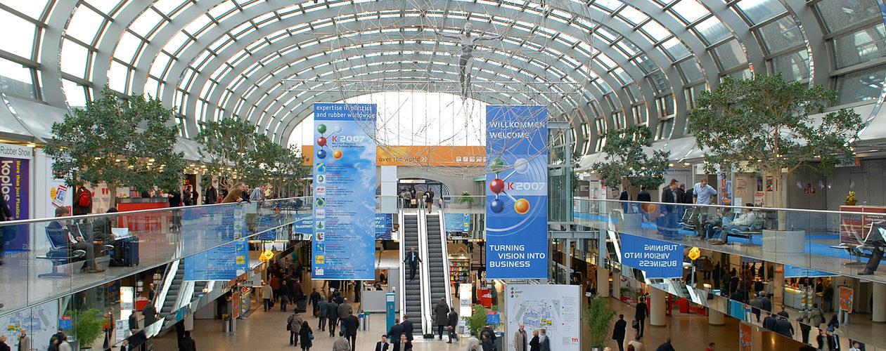 Dusseldorf Messe Conference Center