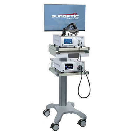 HD Surgical Headlight Camera System
