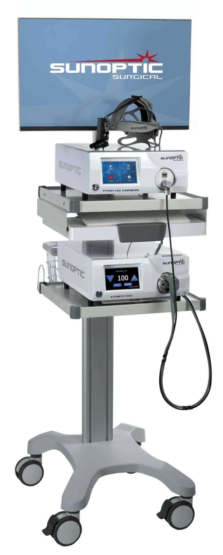 Surgical Camera Base